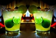 St. Patricks Day Cocktails / Here you will find amazingly green cocktails ready for the St. Patrick's Day.