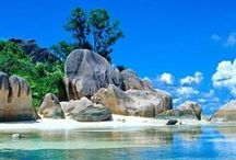 World's Best Beaches / Best beaches in on this planet: from Seychelles to Caribbean, you will find the perfect place for your next sunny beach holiday.
