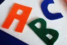 Bastelfilz   DIY & Deko & Kids / Auf diesem Board findet ihr Deko und viele DIY Ideen mit Bastelfilz.