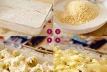 Culinária | Salgados / Comidas salgadas