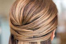 Cabelo | Hair / Cabelo, cabeleira... Muitas dicas de cortes e penteados para ficarmos cada vez mais lindas!