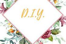 D.I.Y.