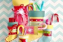Idéias | Natal / Dicas e ideias para enfeitar sua casa no Natal.