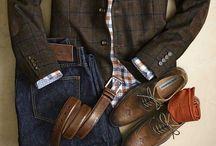 Awesome Men's Fashions / by Raphael Alejandro Uy Fernandez