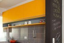 Decoração | Cozinha / Dicas e ideias para a decoração da cozinha.