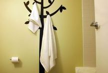 Decoração | Banheiro / Dicas e ideias para a decoração do banheiro.