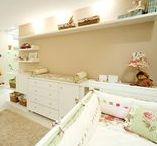 Decoração | Quarto de Bebê / Dicas e ideias para decorar o quarto do bebê.