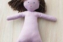 Dolls / by Sue Ann Hergesheimer-Polakowski