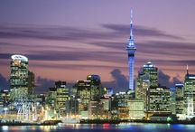 New Zealand - Aotearoa  / Land Of The Long White Cloud  / by Jackie Hemi