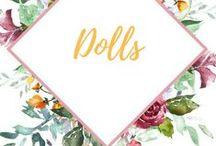 Dolls - Bonecas