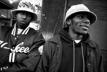 Hip Hop / by Damien Paillard