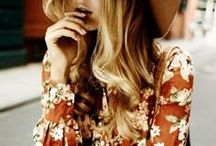That 60's look I adore