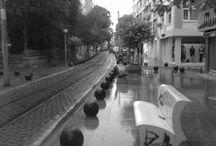 İstanbul / here is my lovely city İstanbul and my lovely home Kadıköy Moda