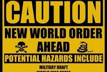 Wake up / This board is about the new world order  / by Adriel Garcia