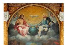 Strange Spheres in Art / Ancient knowledge
