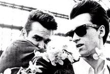 The Smiths/Morrissey / by Bonham