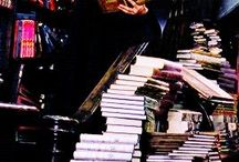 Pages and tapes / Literatura, cinema e musicais