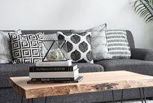 Scandi homes - Inspired! / Scandinavian interior design at its best!