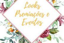 Looks | Premiações e Eventos / A moda das celebridades em eventos e nas grandes premiações do cinema e da tv.