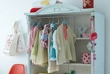 Stylish Cabinets for Kids