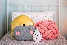 Fun Pillows & Bedding for Kids