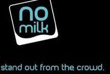 """nomilk for LET'S CHANGE WORLD SAYING NO / NOMILK believe that the word """"NO"""" is good as """"YES"""" . Here in this place, NOMILK share with you this idea."""