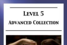 Level 5 (advanced) piano sheet music / Level 5 (advanced) piano sheet music for classical, folk & ragtime arranged by Mizue Murakami from Galaxy Music Notes