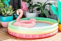 Colorful Kids Birthday Parties