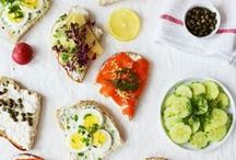A taste of Scandinavia / We can't resist a foodie board! Feast your eyes on pins of the tastiest Scandi treats inspired by our blog posts at www.skandiblog.com