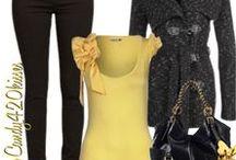 Estilo | Outono-Inverno / Inspiração de moda para as estações frias.
