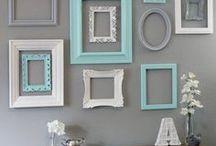 Decoração | Azul Tiffany e Branco