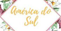 Lugares | América do Sul