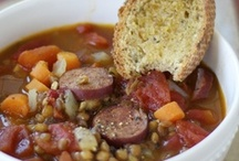 Food Mmmm Scrumptiousliscious! / by Karyn Olson