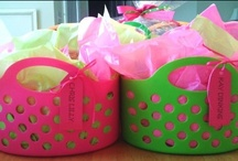 Gift baskets / by Karyn Olson