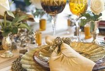 Tablescapes / Formal or Casual - Just like our friends! / by Joan Hoffman