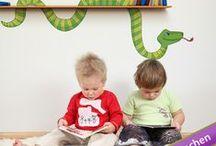 Kids im Kinderzimmer / Meinen Kindern das Schönste zu ermöglichen