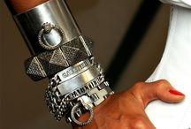 Bracelets/Bangles & Cuffs! / by MetalRokJeweler