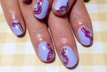 my nail / My nail correction.