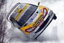 WRC / by Alex Villar