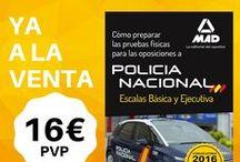 Cuerpos de Seguridad / Fuerzas y Cuerpos de Seguridad del Estado. Policía local, policía nacional, guardia civil, mossos d´esquadra, ertzaintza
