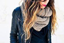 snow kissed / Snug and warm