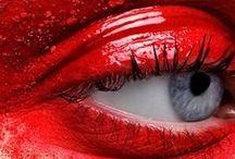 Shades of Red  -  Rouge / Rosso / Rojo / Rot / Tons de Vermelho / by Maria Rita Dos Santos