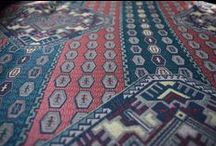 Textiles Damascus, Syria. / Textiles from Damascus, Syria.