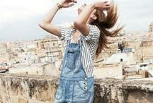 Denim Overall / by Ezzentric Topz