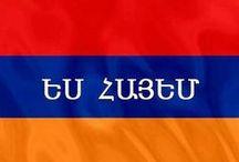 Proud Armenian / by Sosi (Dawlina) Sadurian-Dolaian