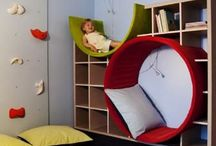 Kids Room Idea's / by MetalRokJeweler