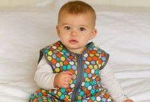 babykleding / Naaipatronen voor babykleding: rompertjes, broekjes, shirts, jurkjes en nog veel meer