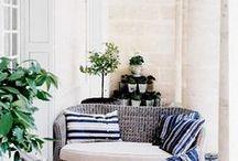 OUTDOOR LIVING / Inspiring design ideas for outdoor living