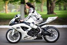 Motor bike / Happiness is a way of travel... Not a destination...