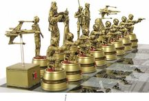 Chess sets / Oh! Wow would love to have this chess....